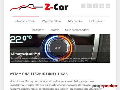 F.H.U Krzysztof Zaręba Wynajem Transport Usługi