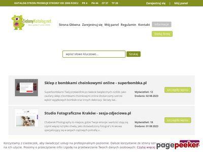 Katalog ZielonyKatalog.net