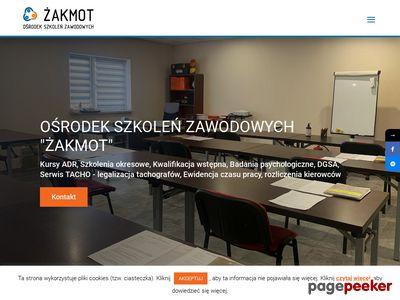 Kurs Adr Włocławek