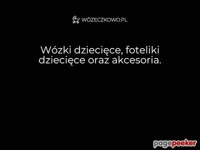 Wózki dla dzieci - Wózeczkowo.pl - Artykuły dla dzieci.