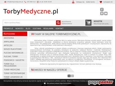 TorbyMedyczne.pl - Torby i Plecaki dla Każdego