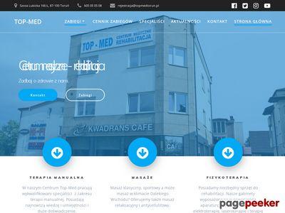 Nowoczesny ośrodek rehabilitacji Toruń.