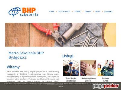 Szkolenia BHP Bydgoszcz