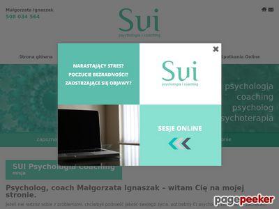 SUI Psychologia Coaching