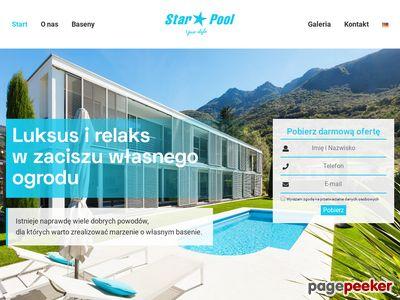 Starpool - zadaszenia basenów