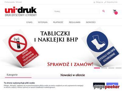 Sklep.drukarniaunidruk.pl