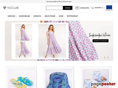 Sklep.yoclub.pl