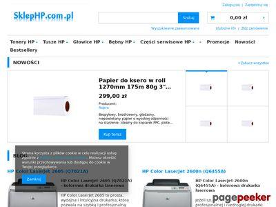 Sklephp.com.pl - HP LaserJet
