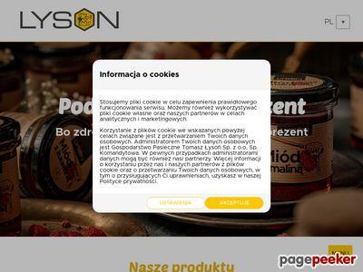 Pasiekalyson.pl