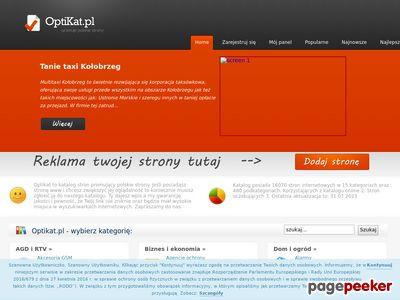 Katalog stron Optikat.pl