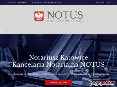 Notus Kancelaria Notarialna