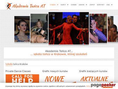 Kurs tańca Kraków