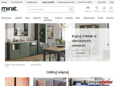 Mirat.pl - Najlepszy sklep internetowy