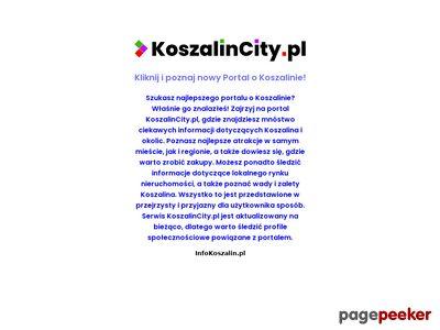 Informacje Koszalin