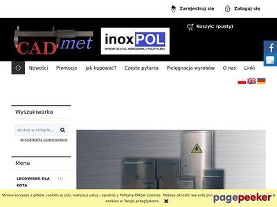 InoxPOL Stal kwasoodporna i polietylen