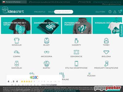Śmieszne koszulki - Ideashirt.pl