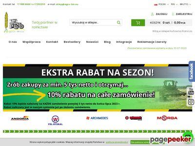 Agro-Bis Barszcz spółka jawna