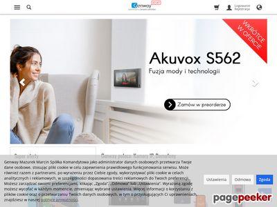 Genway - domofony dla domu