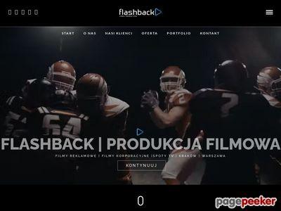 Flashback-Video produkcja filmowa, spoty reklamowe