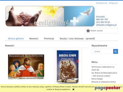 Księgarnia religijna e-religijne.pl