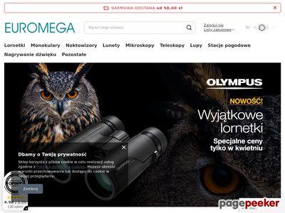 Euromega.pl - obiektywy Tamron