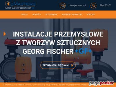 Masters Instalacje Przemysłowe z Tworzyw Sztucznych +GF+