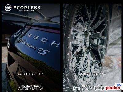 ECOPLESS- AUTOKOSMETYKA PSZCZYNA