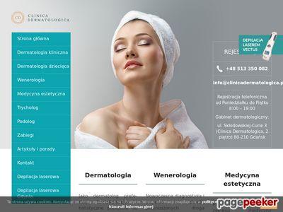 Dermatolog dr Marta Malek