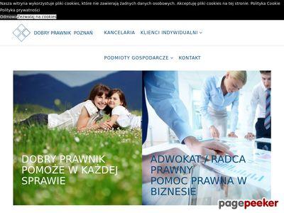Pomoc prawna Poznań