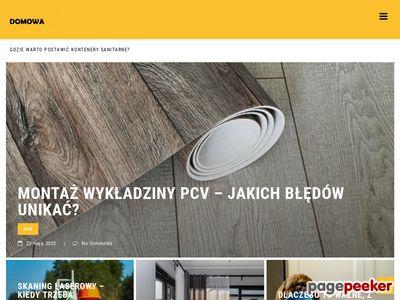 Www.domowasfera.pl - Sklep z dodatkami do wnętrz.