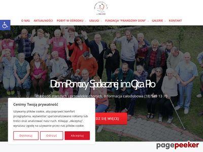 Prywatny dom opieki - Krakowie