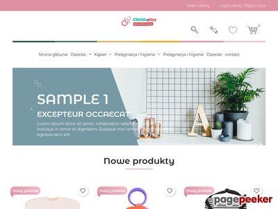 Childsplay.pl - dziecinnie proste