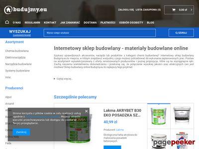 Chemia budowlana - Ceresit, Metylan, Ponal, Pattex