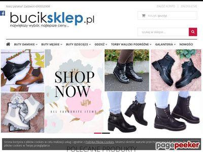 Sklep obuwniczy BucikSklep.pl