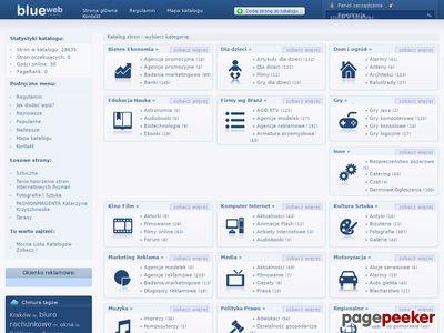 Katalog stron-blueweb.pl