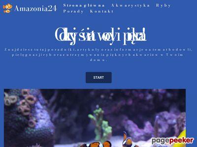 Sklep akwarystyczny online Amazonia24