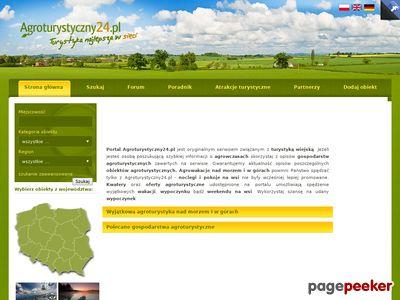 Agroturystyka, Portal Agroturystyczny